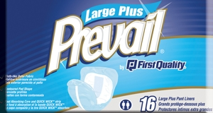 Prevail Two Piece Pad Pant Liner Female