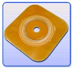 Genairex Ostomy Products Securi-T Extended Wear Wafer Solid Hydrocolloid