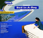 Invacare Home Care Bariatric Bed in A Bag Cotton Polyester
