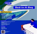 Invacare Home Care Bed in A Bag Cotton Polyester
