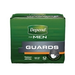 Depend Guards For Men