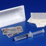Kendall Foley Kits Trays Kenguard Universal Catheterization Tray