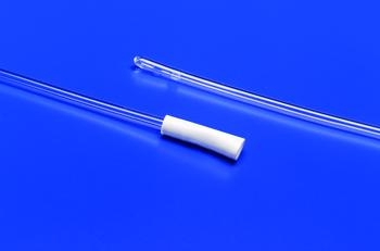 Covidien Robinson Intermittent Catheters Clear Vinyl Urethral Catheters