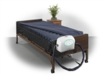 "Drive Medical LS9000 10"" True Low Air Loss Mattress System with Pulsation"