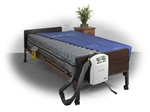 "Drive Medical LS9000B Masonair 10"" Low Air Loss Mattress and Alternating Pressure Mattress System LS9000B48"