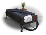 "Drive Medical LS9500 10"" Lateral Rotation Mattress with on Demand Low Air Loss"