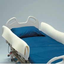 DeRoyal Disposable Foam Hospital Bed Rail Pads