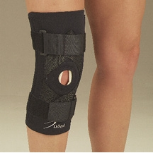 DeRoyal Fan Knee Stabilizer