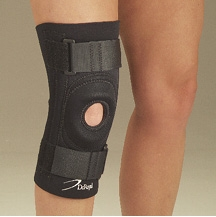DeRoyal Deluxe Knee Support with Trimmable Buttress