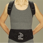 DeRoyal OSO Osteoporosis Spinal Orthosis