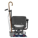 Invacare Crutch and Cane Holder P725