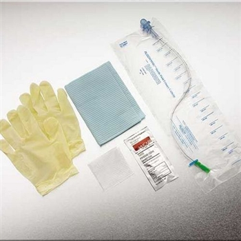 Rusch MMG Red Rubber Intermittent Catheter Kit