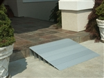 EZ ACCESS THRESHOLD Aluminum Ramps