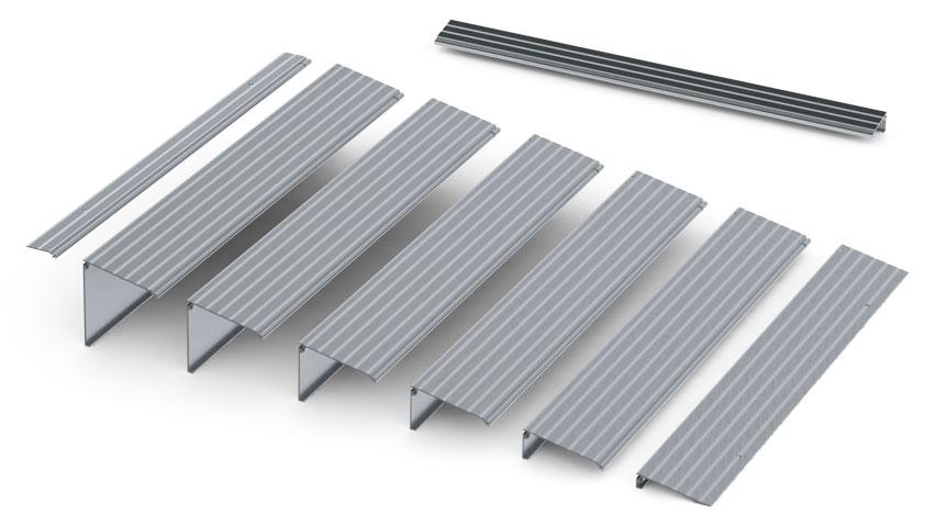 aluminum threshold ramp - Aluminum Ramps