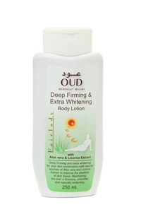 Fairlady OUD Deep Firming Extra Whitening Lotion 250ml