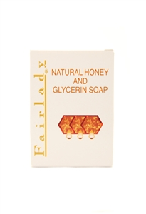 Fairlady Natural Honey Glycerine Soap 150g