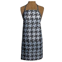 1907 by fromm stylist apron - houndstooth