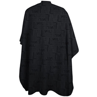 sewicob vincent haircutting cape - heat stamp black