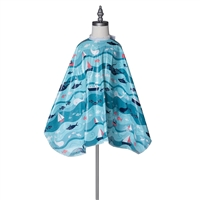 fromm apparel studio kiddie cape - ocean life