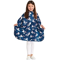 salonchic kiddie cape - unicorn