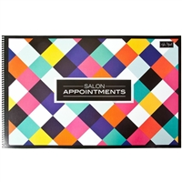 marianna appointment book 10 column - 100 pg