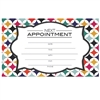 marianna next appointment pad - 100 sheets