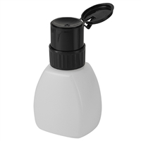 dl pro lockable pump dispenser bottle - 8 oz