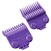 andis master dual magnetic small comb set - 2 pc