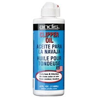 andis clipper oil - 4 oz