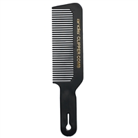 andis clipper comb - black