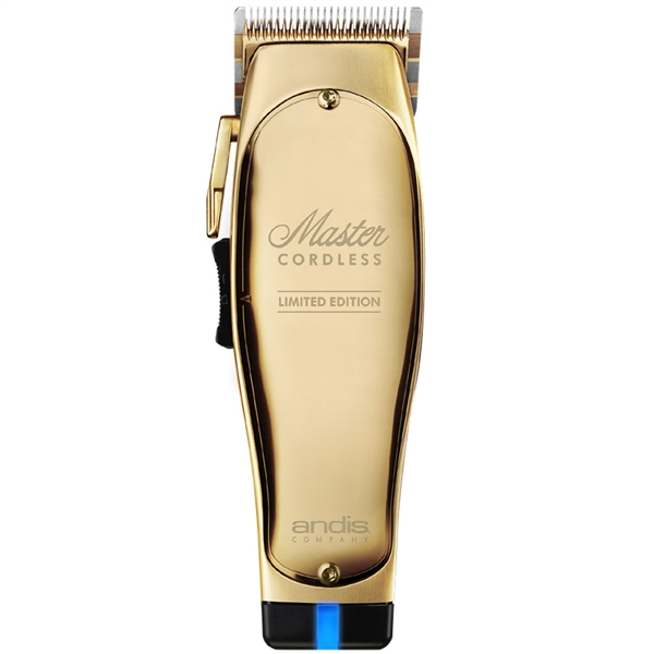 andis 12540 cord/ cordless mlc master limited gold edition