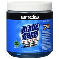 andis 7-in-1 blade care plus jar - 16 oz