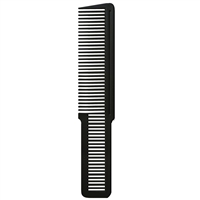 wahl large styling comb - black