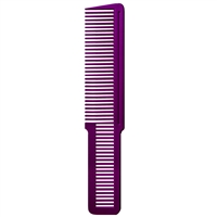 wahl large styling comb - purple