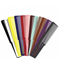 wahl clipper styling combs - 12 pack