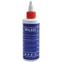 wahl oil - 4 oz