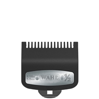 wahl premium cutting guide with metal clip - #1/2