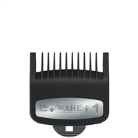 wahl premium cutting guide with metal clip - #1