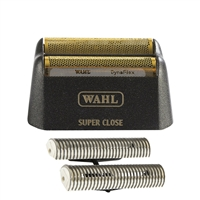 wahl 5 star finale shaver gold foil & cutter bar assembly