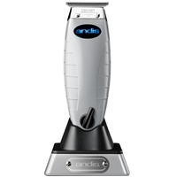 andis 74000 orl cord/ cordless t-outliner lithium-ion trimmer