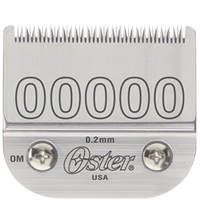 oster 00000 detachable clipper blade