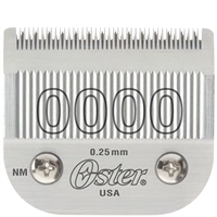 oster 0000 detachable clipper blade