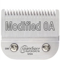 oster modified oa detachable clipper blade