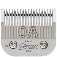oster 0a detachable clipper blade