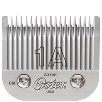 oster 1a detachable clipper blade