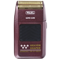 wahl 5 star cord/ cordless shaver/ shaper