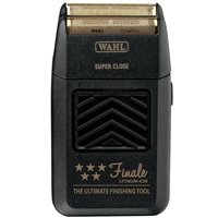 wahl 5 star cord/ cordless finale shaver/ shaper