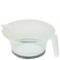 soft 'n style color tint bowl - clear