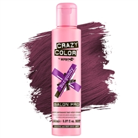 crazy color semi-permanent hair color cream - 61 burgundy