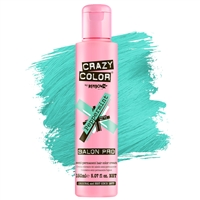crazy color semi-permanent hair color cream - 71 peppermint